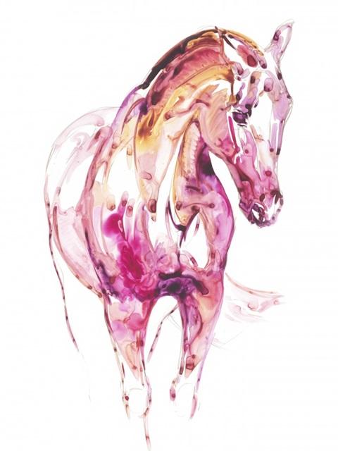 Garnet Horse III