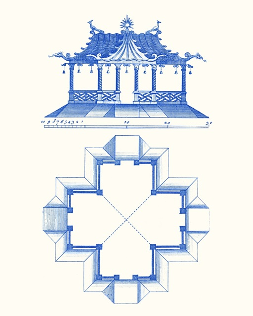 Pagoda Design II