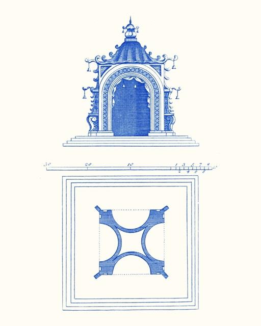 Pagoda Design IV