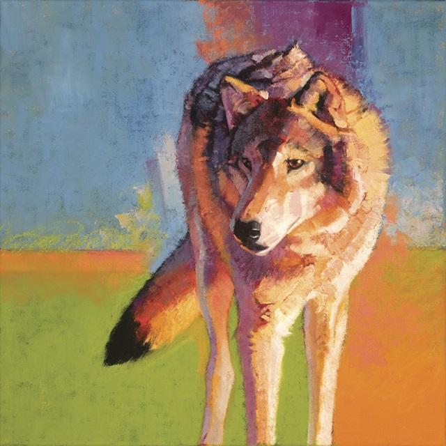 Wolf Study III