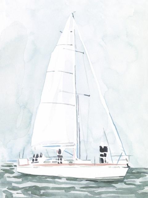 Soft Sailboat III