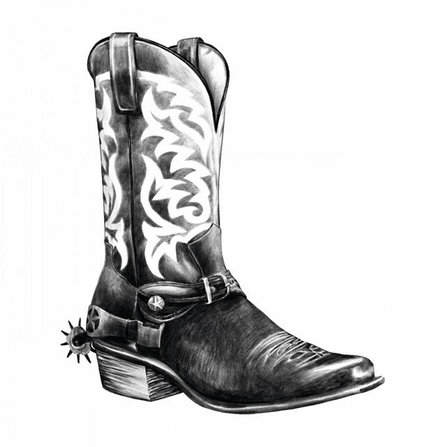 Vintage Cowboy II