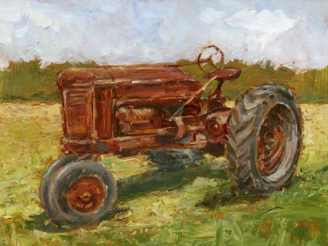 Rustic Tractors II