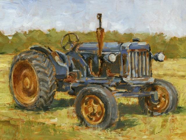 Rustic Tractors III