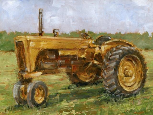 Rustic Tractors IV