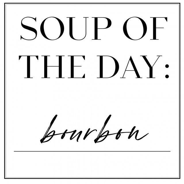 Soup du Jour I