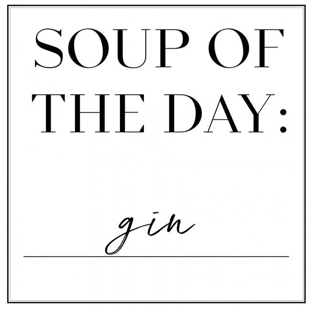 Soup du Jour II