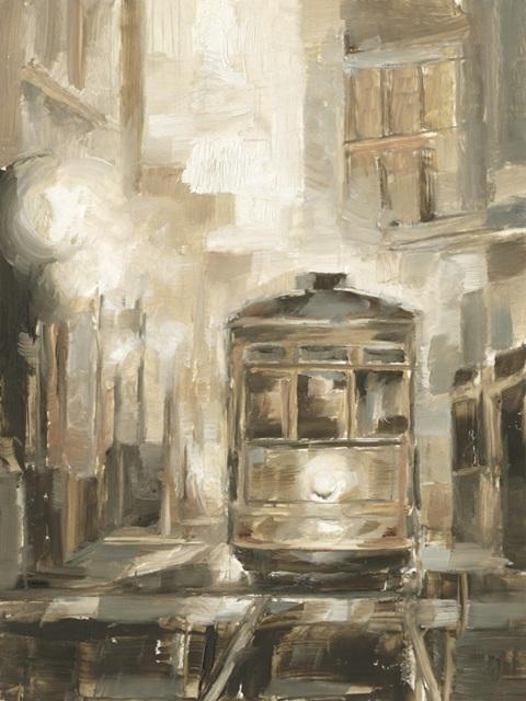 Night Trolley I