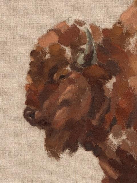 Tiled Bison II