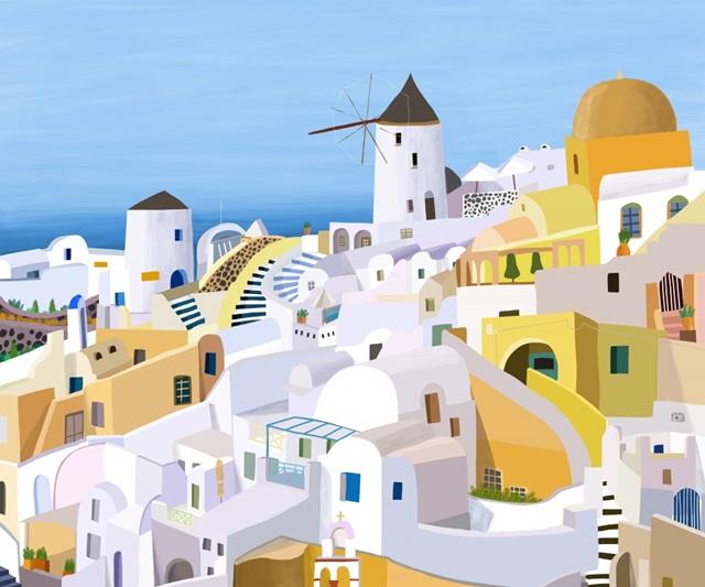 Greek Buildings I