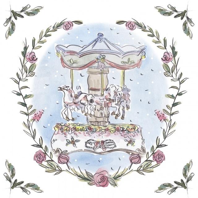 Winter Carousel II