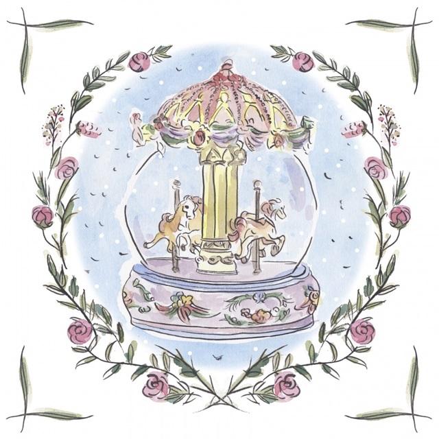 Winter Carousel IV