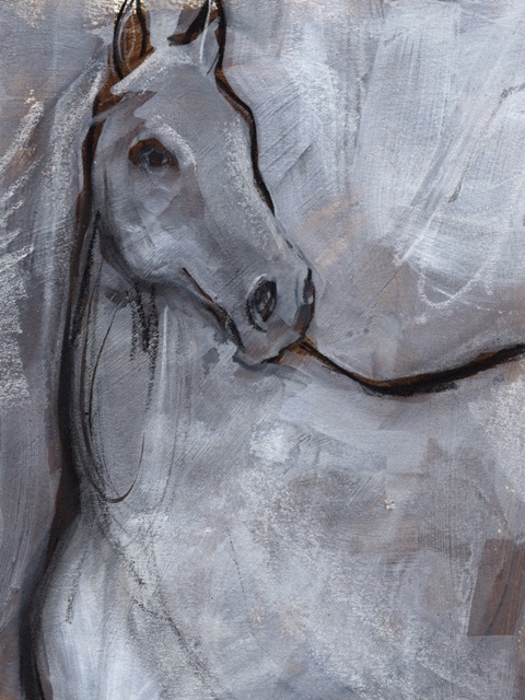 White Horse Contour I
