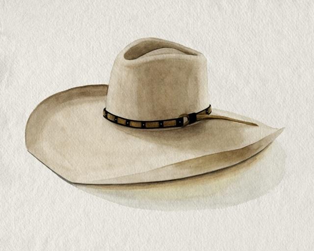 Cowboy Hat I