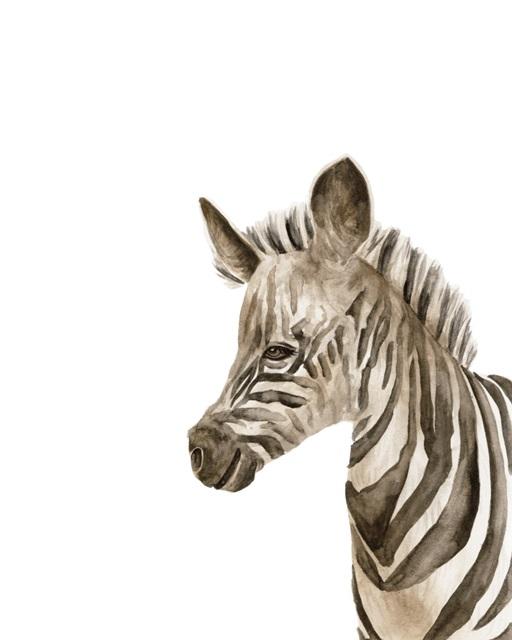 Safari Animal Portraits IV