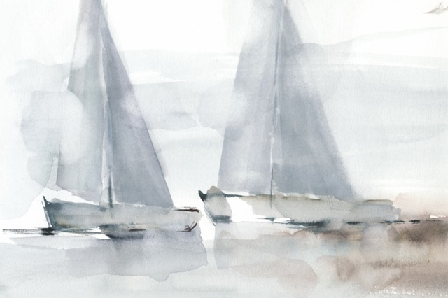 Misty Sails I