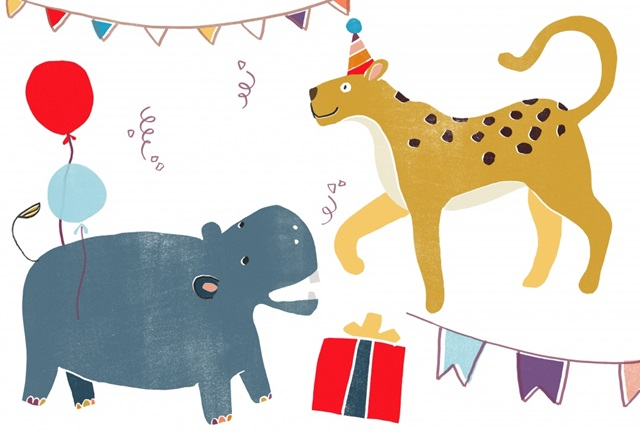 Party Animals Collection A
