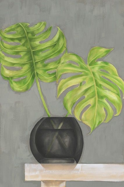 Frond in Vase I