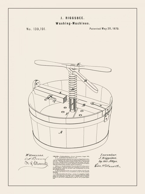 Laundry Patent III