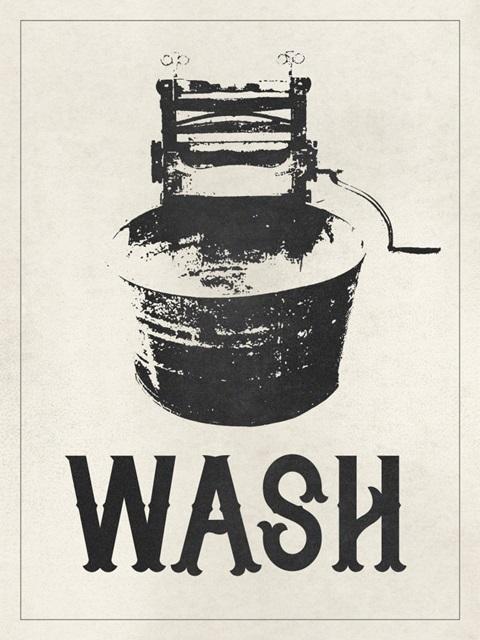 Vintage Laundry III