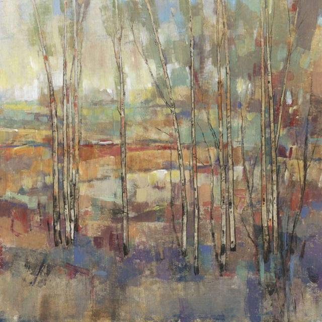Kaleidoscopic Forest I