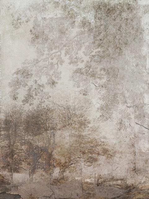 Fresco Collage I