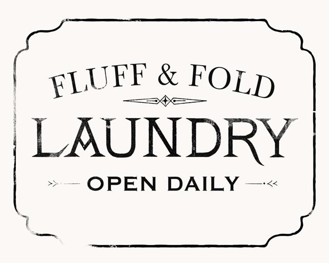 Fluff & Fold I