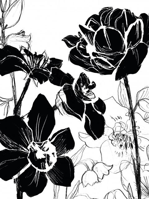 Monotype Garden I