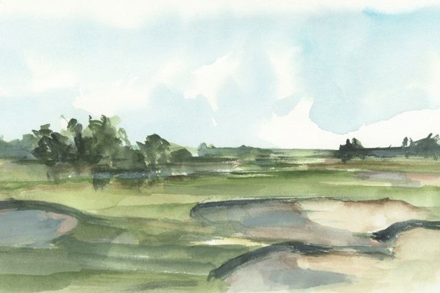 Watercolor Course Study I