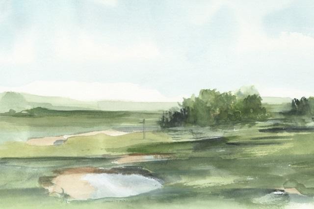Watercolor Course Study II
