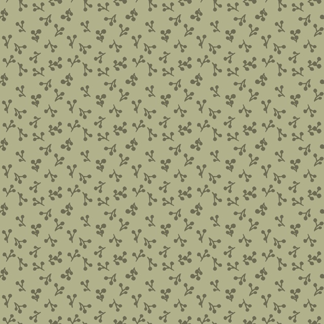 Greenery Motif Collection I