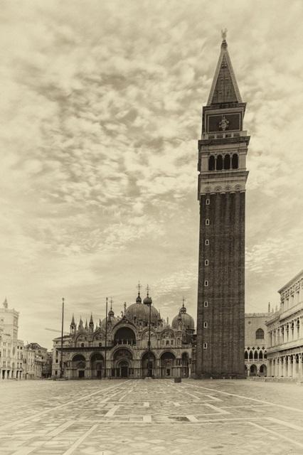 Vintage Venice III