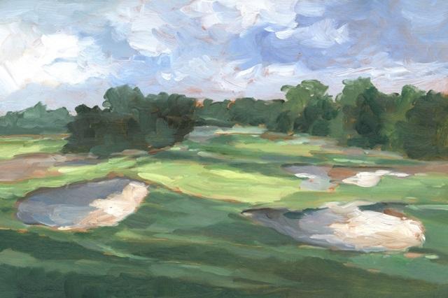 Golf Course Study III
