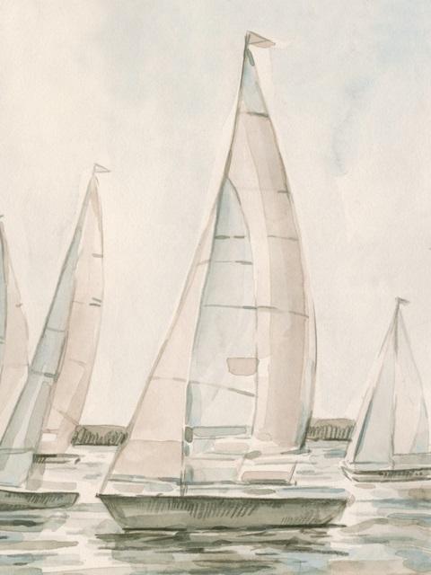 Sail Scribble I
