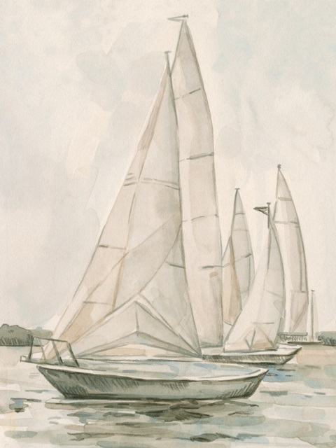 Sail Scribble II