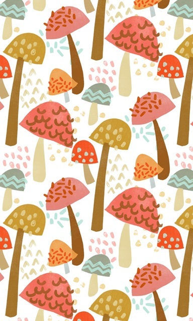 Cupcake Mushrooms Collection E