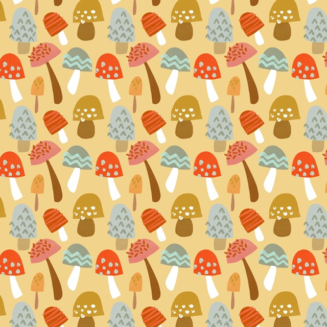 Cupcake Mushrooms Collection G