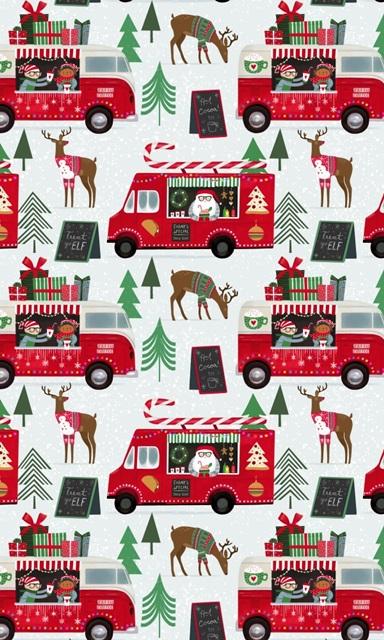 Santa's Foodtruck Collection E