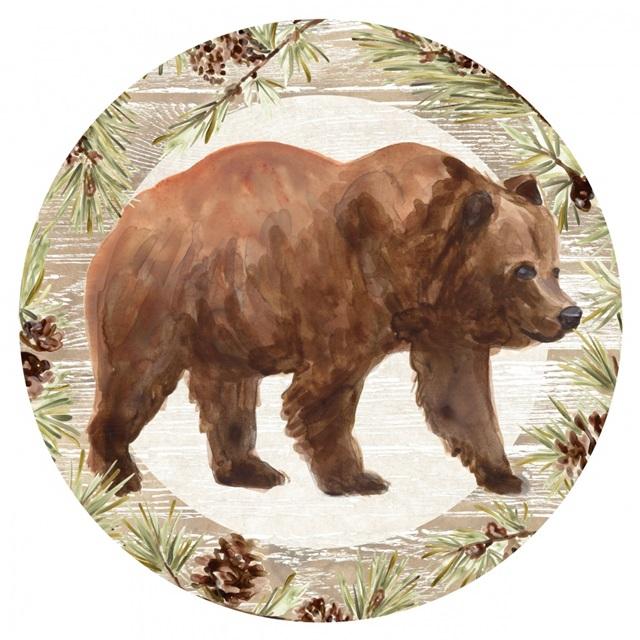 Rustic Barnwood Animals Collection C