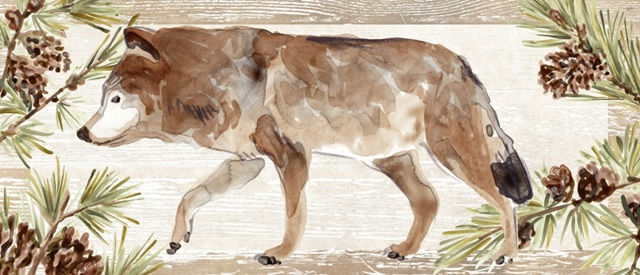 Rustic Barnwood Animals Collection D