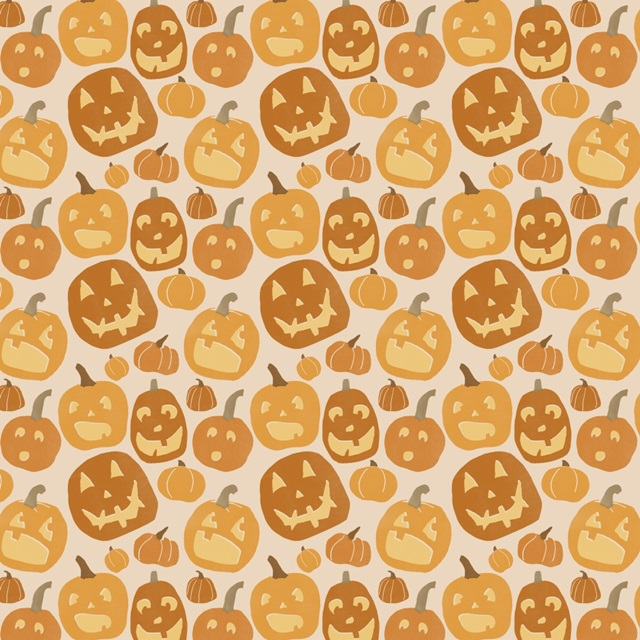Pumpkin Patch Cats Collection F
