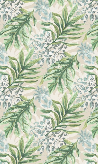 Palms & Patterns Collections E