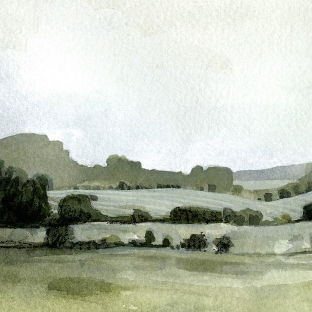 Vert Landscape I