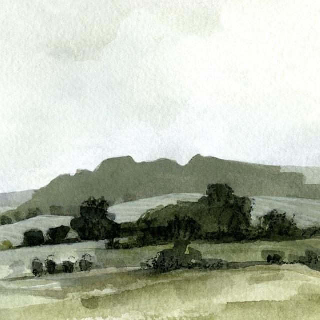 Vert Landscape II