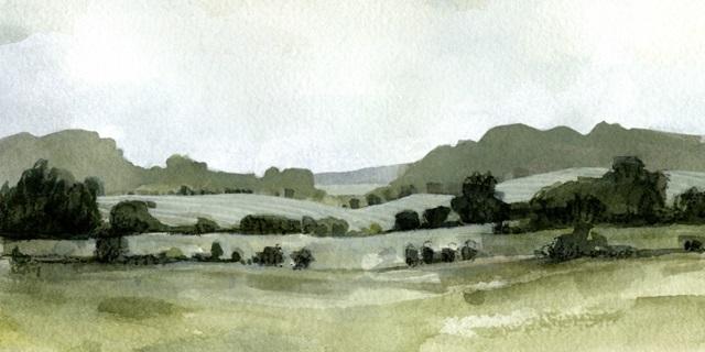 Vert Landscape III