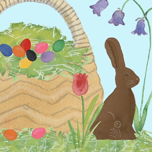 Easter Basket Time II