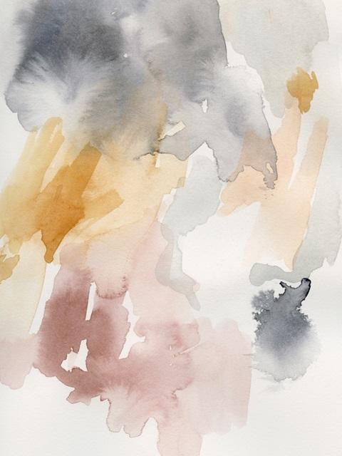 Watercolor Pastiche I