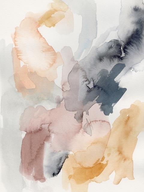 Watercolor Pastiche II