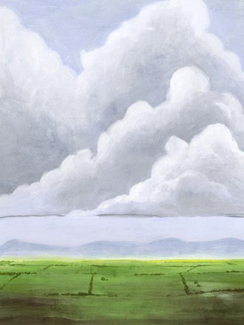 Hazy Horizon II