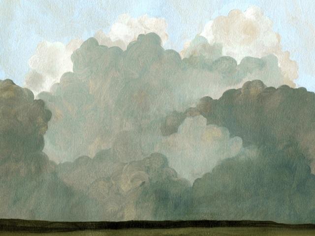 Autumn Thunderstorm I